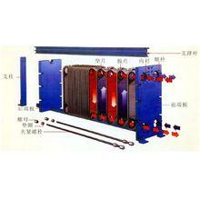 板式换热器结构图拆解
