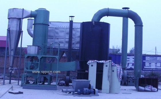 XSG旋轉閃蒸干燥機