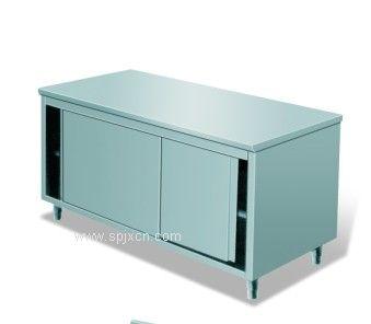 供應不銹鋼廚房設備單通打荷臺