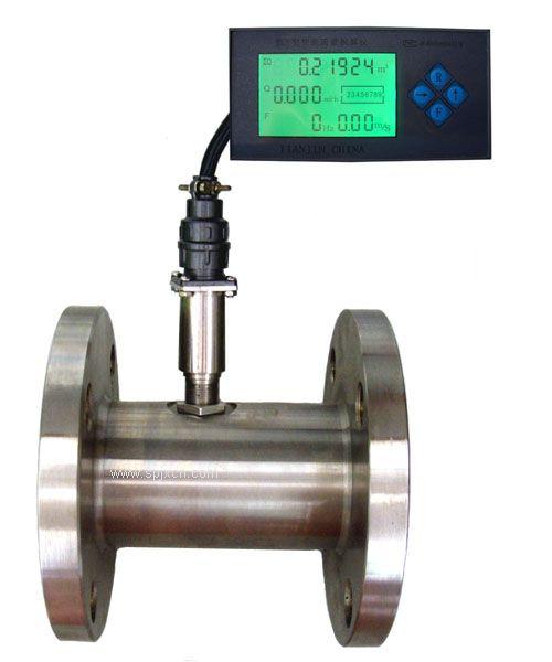 广州纯水流量计,涡轮流量计,智能电子水表