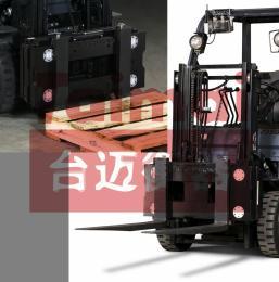 九江叉车安装3吨打印电子秤多少钱