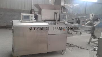 600济南鼎工机械肉饼成型机