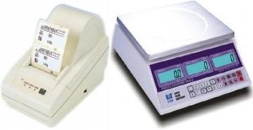 打印称10kg打印电子秤,10kg带打印条码电子秤