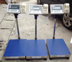 南昌60kg标签打印电子秤,60kg带打印功能电子秤价格