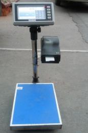 樱花FWN-B20-30智能打印电子秤,FWN-B20-30全智能不干胶打印秤价格