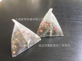 SF-50T6上海三角袋茶叶包装机 尼龙网布袋包装机 超声波封口包装机