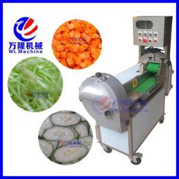 QC-112進口多功能切菜機 蓮藕切片機 頭菜切丁機