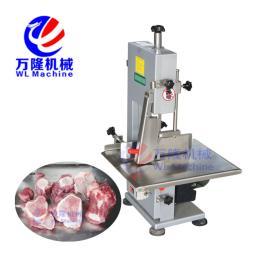 WJG-210B标准型锯骨机 商用剁骨机 冻排骨切条切丁机