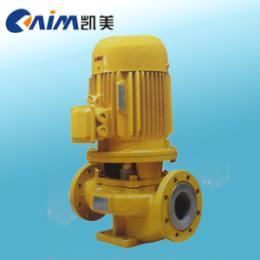 GBF型衬氟管道离心泵衬氟管道离心泵