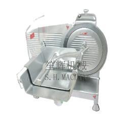 QPS-220自动羊肉牛肉类冻肉切片机台式切肉机