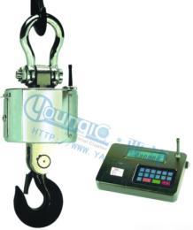 上海无线打印吊钩秤商业贸易计量称重40T青岛电子吊秤