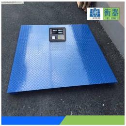 SCS-松江2吨带打印电子地磅---2吨带打印电子秤