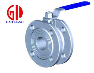 铝合金圆法兰球阀又称铝合金球阀,加油站球阀,圆法兰球阀