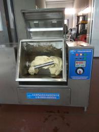 面團加工無人機真空和面機面包及面包糠機械