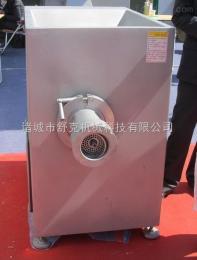 SJR-D130a熱銷寵物食品豬肉絞肉機專業快速