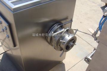 SKJR100SK台州全自动冻肉绞肉机现货批发