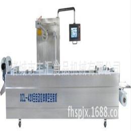 DLZ-420全自動拉伸膜連續真空包裝機