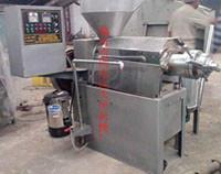 XK-ZCJ50自动化螺杆式花生大豆榨油机