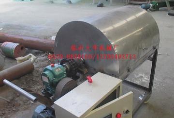 300型不銹鋼滾筒式炒貨機
