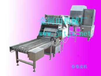 CPX450食品加工设备-春卷皮机、打浆机、食品机械