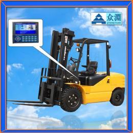 海斯特叉车改装电子秤|1吨/2吨/3吨/5?#26893;?#36710;改装称重设备