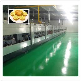 HSJ上海華山大型隧道式燃氣型烤爐,上海高新技術企業,餅干焙烤設備