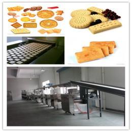 HSJ-620/800/1000食品厂多功能饼干生产设备/饼干机/饼干生产线,4~10吨/天