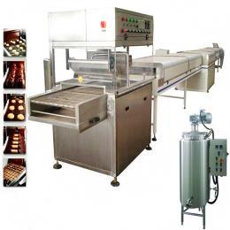 HSJ-620/800/1000多功能巧克力涂层机