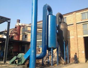 HMCN沈阳铸造厂冲天炉除尘器设备维护