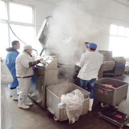 齊全醬料生產線-行星攪拌炒鍋供應商