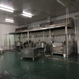 齊全醬料加工設備-山東供應醬料生產線
