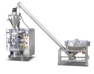 调料粉全自动计量包装机;精瑞机械