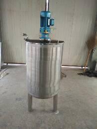 tc-501河南洛阳不锈钢搅拌罐实地工厂价格优惠