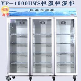 YP-1000KWS东莞博物馆恒温恒湿柜,IC储存柜1000L