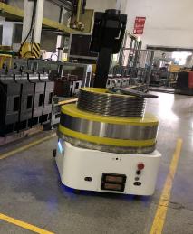 智能AGV机器人