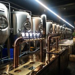 500L鲜啤机器设备