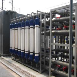 CXZS2-50T/H供應洗滌廠污水凈化中水回用系統