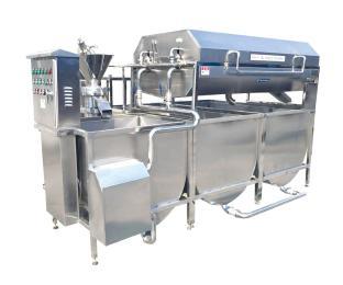 豆類洗沙線食品機械設備餡料豆沙