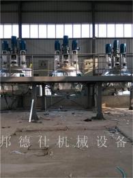 BDS-2-5000江西木工胶生产设备 不饱和聚酯树脂反应釜