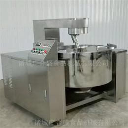 油辣椒生產線-行星攪拌炒鍋廠家