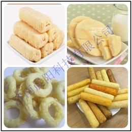 CY70谷物麦圈生产设备厂家直销 玉米片设备