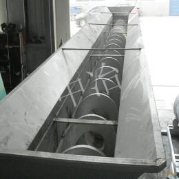 WLS无轴绞龙螺旋输送机