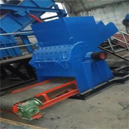 按需定制电机壳粉碎机 电机壳破碎机设备