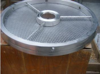 不銹鋼層疊密閉板框過濾器
