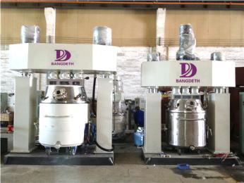 BDS5-5000L供应行星动力混合搅拌机 强力分散机厂家