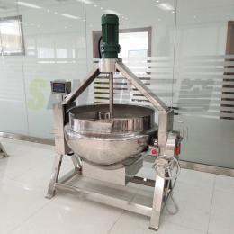 JC-100全自動炒醬鍋