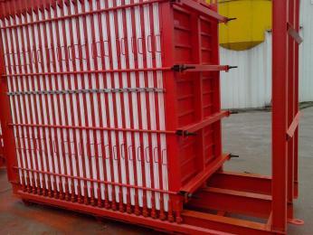 水泥發泡輕質隔墻板設備新型隔墻板生產設備圖