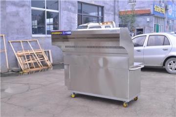 JR-200-2-G推荐1.5米云南油烟净化无烟烧烤车环保