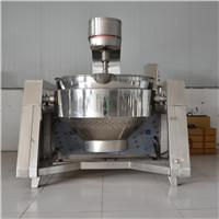 100L夹层蒸汽锅