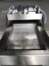 DM-600瓶装酱菜真空包装机 全自动真空封盖机